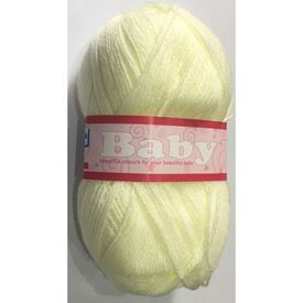 Picture of Baby 3Ply - 02 Lemon