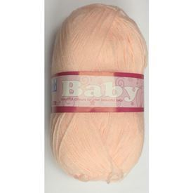 Picture of Baby 3Ply - 46 Apricot