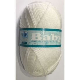 Picture of Baby 4Ply - 01 White