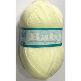 Picture of Baby 4Ply - 02 Lemon