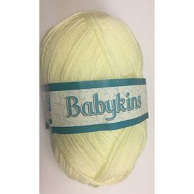 Picture of Babykins 4Ply - 02 Ducky