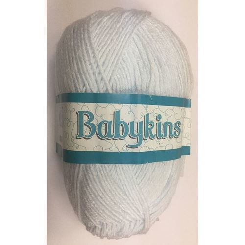 Picture of Babykins 4Ply - 03 Peeka Blue