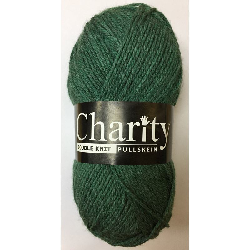 Elle Charity Double Knit - 256 Pine | Aladdin's Cave