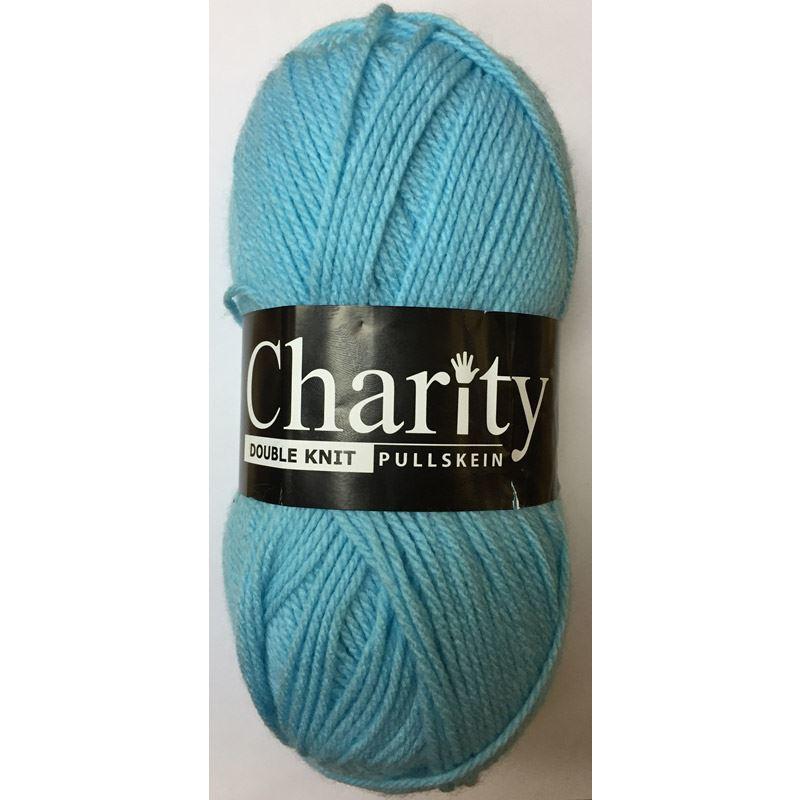 Elle Charity Double Knit - 27 Aqua | Aladdin's Cave