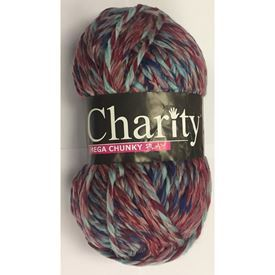 Picture of Elle Charity Mega Chunky Play – 101 Infrared