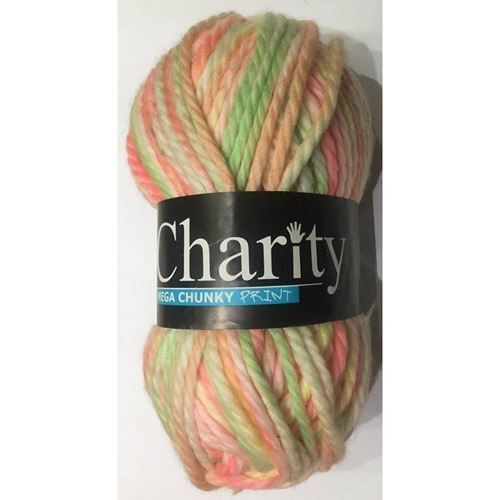 Picture of Elle Charity Mega Chunky Print – 227 Hippie