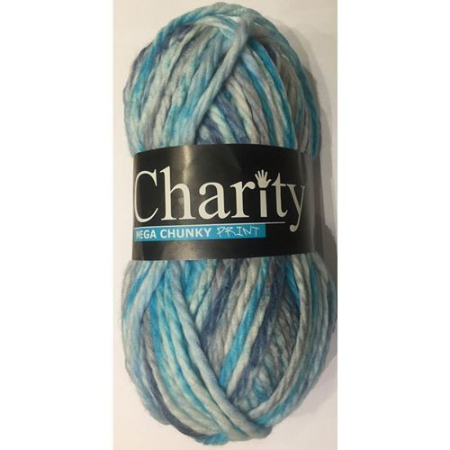 Picture of Elle Charity Mega Chunky Print – 230 Frostee