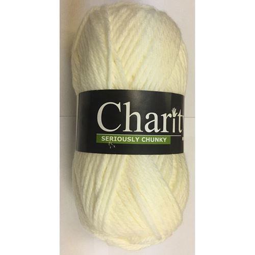 Picture of Elle Charity Seriously Chunky – 105 Porcelain