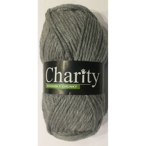 Picture of Elle Charity Seriously Chunky – 11 Silver Grey