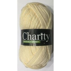Picture of Elle Charity Seriously Chunky – 14 Ecru