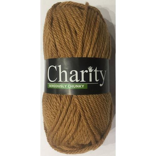 Picture of Elle Charity Seriously Chunky – 145 Camel
