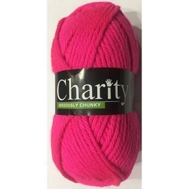 Picture of Elle Charity Seriously Chunky – 146 Tiger Cerise