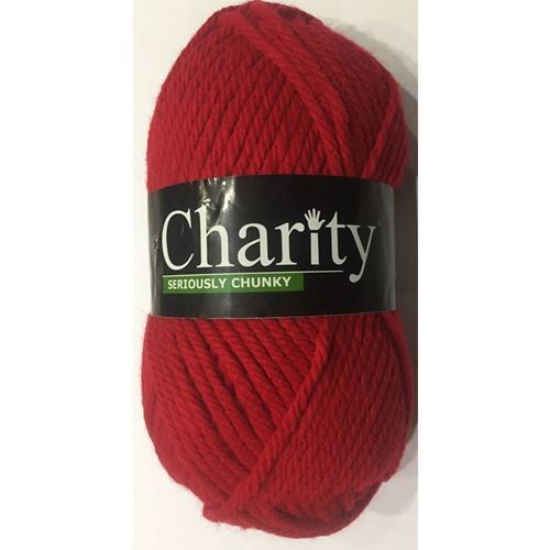 Picture of Elle Charity Seriously Chunky – 169 Cherry Red