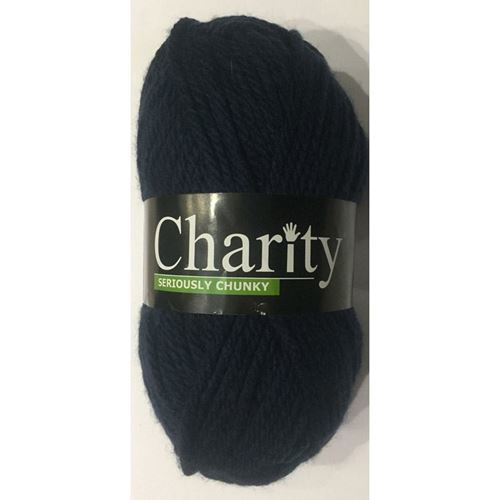 Picture of Elle Charity Seriously Chunky – 56 Navy