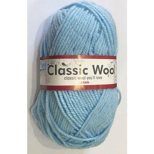 Picture of Classic Wool Aran - 03 Cornflower