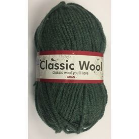 Picture of Classic Wool Aran - 24 Everglade