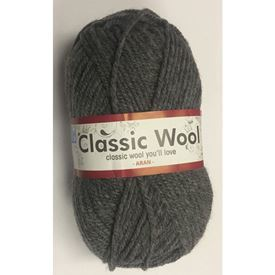 Picture of Classic Wool Aran - 51 Graphite