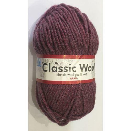 Picture of Classic Wool Aran - 60 Prune