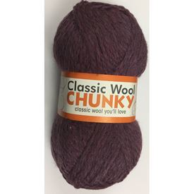 Picture of Classic Wool Chunky - 60 Prune