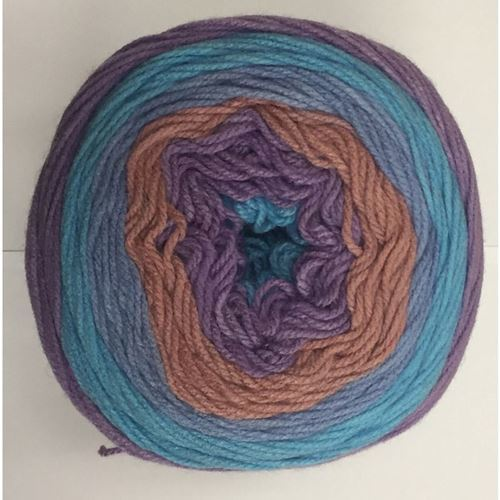 Picture of Colour Crush Double Knit - 555 I'm Aubergenius