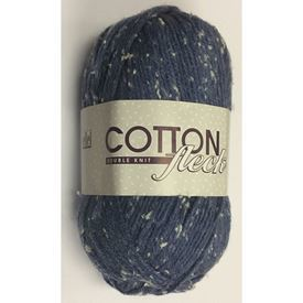 Picture of Cotton Fleck Double Knit - 50 Montego