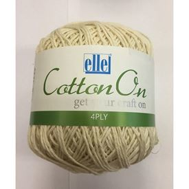 Picture of Cotton On 4Ply - 14 Natural