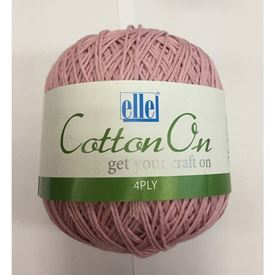 Picture of Cotton On 4Ply - 704 Iced Pink