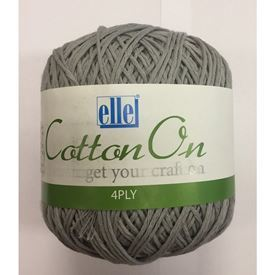 Picture of Cotton On 4Ply - 711 Iced Grey
