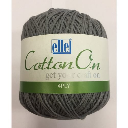 Picture of Cotton On 4Ply - 751 Grey