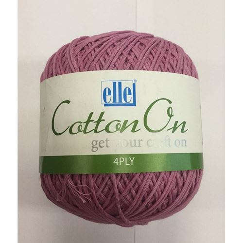 Picture of Cotton On 4Ply - 753 Pink