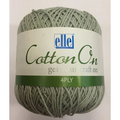 Picture of Cotton On 4Ply - 774 Iced Green