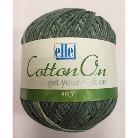 Picture of Cotton On 4Ply - 802 Forest Green