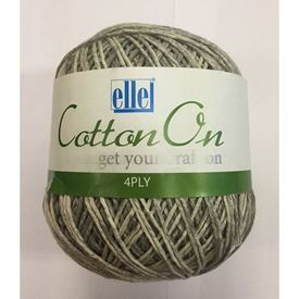 Picture of Cotton On 4Ply - 803 Thunder Grey