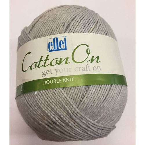 Picture of Cotton On Double Knit - 703 Iced Blue