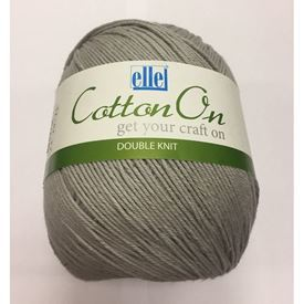 Picture of Cotton On Double Knit - 711 Iced Grey