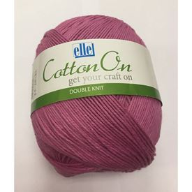 Picture of Cotton On Double Knit - 753 Pink