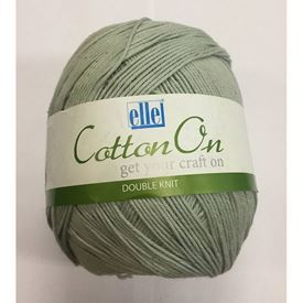 Picture of Cotton On Double Knit - 774 Iced Green