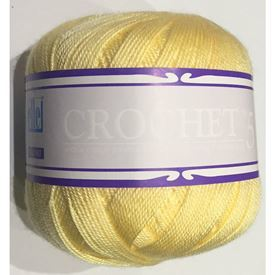 Picture of Crochet No.5 - 02 Light Yellow