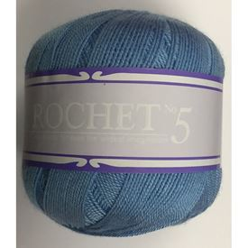 Picture of Crochet No.5 - 03 Blue