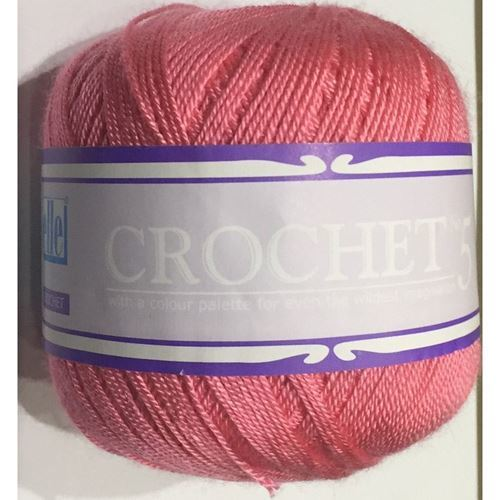 Picture of Crochet No.5 - 04 Rose Pink
