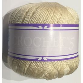 Picture of Crochet No.5 - 14 Cream