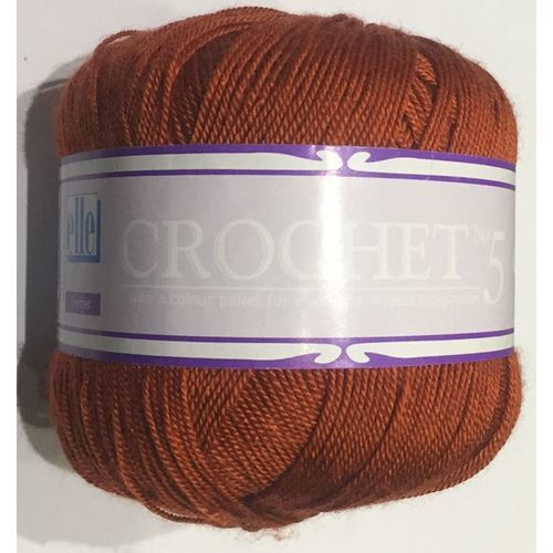 Picture of Crochet No.5 - 141 Paprika