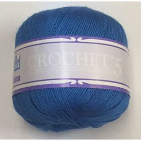 Picture of Crochet No.5 - 151 Kingfisher