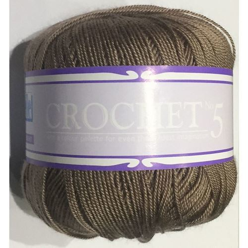 Picture of Crochet No.5 - 198 Hazelnut