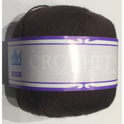 Picture of Crochet No.5 - 44 Brown