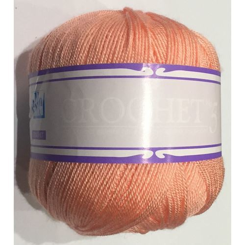 Picture of Crochet No.5 - 46 Apricot
