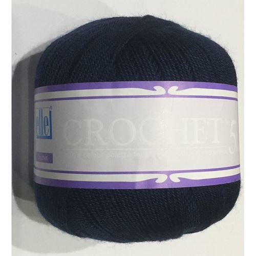 Picture of Crochet No.5 - 56 Navy