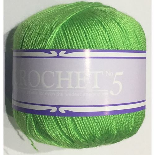 Picture of Crochet No.5 - 97 Lime