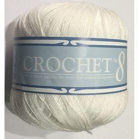 Picture of Crochet No.8 - 01 Nacre