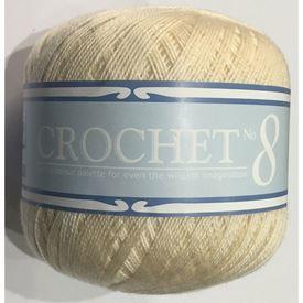 Picture of Crochet No.8 - 14 Cream